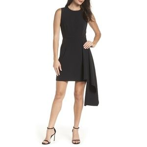 Chelsea28 Asymmetrical A-Line Dress 8